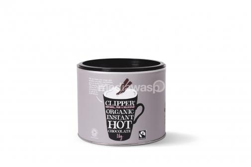 1kg Organic Instant Hot Chocolate