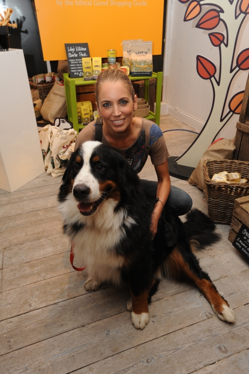 Jasmine Harman & Shadow